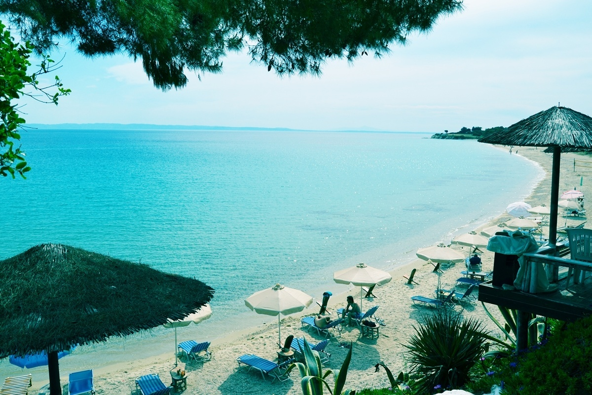 Trips Uncategorized  10 reasons for a holiday at sea in Halkidiki
