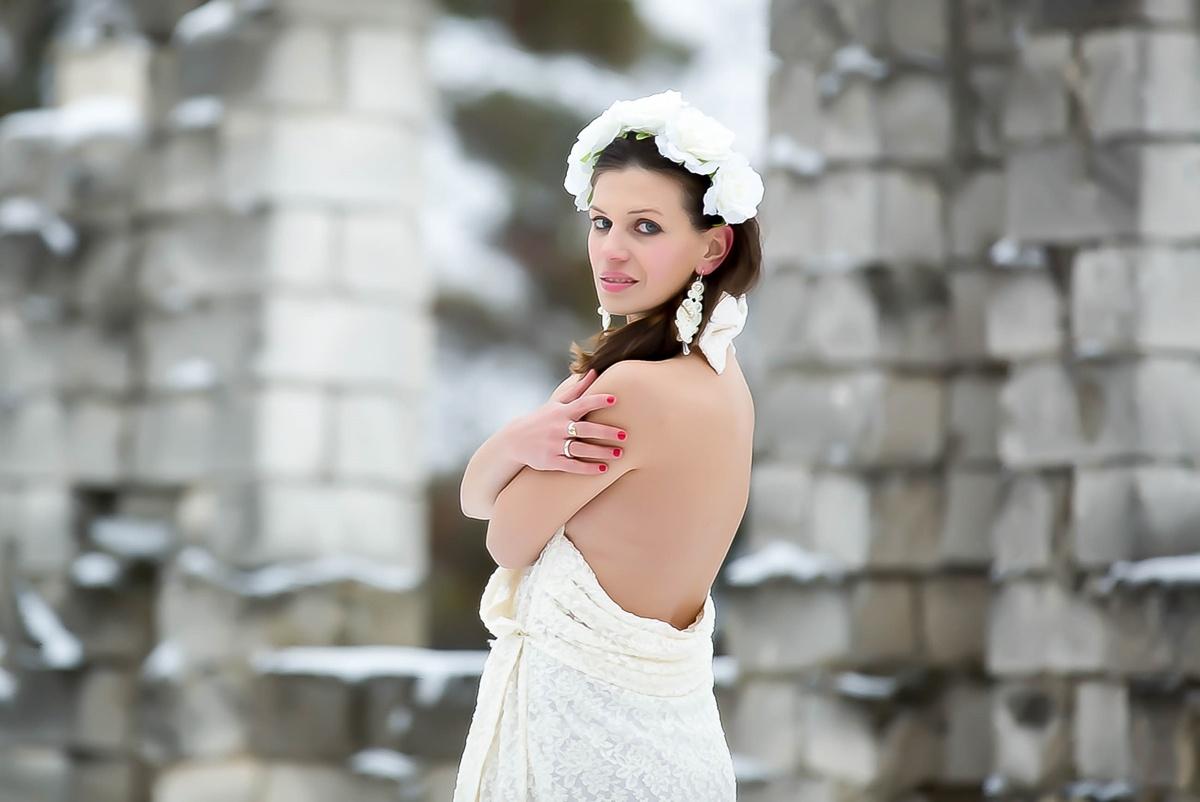 MY OUTFIT  Crăiasa Zăpezii pe plaiuri moldovenești