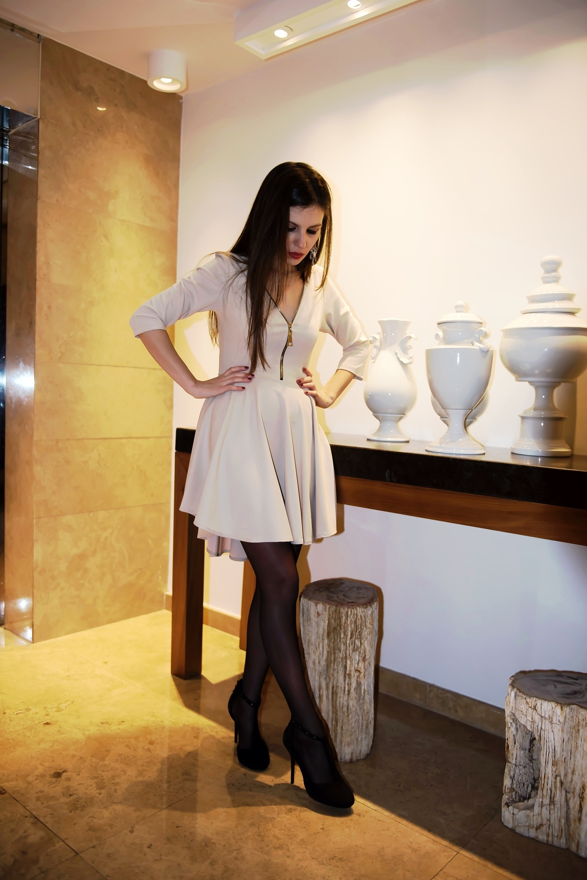 MY OUTFIT  Simple and chic look
