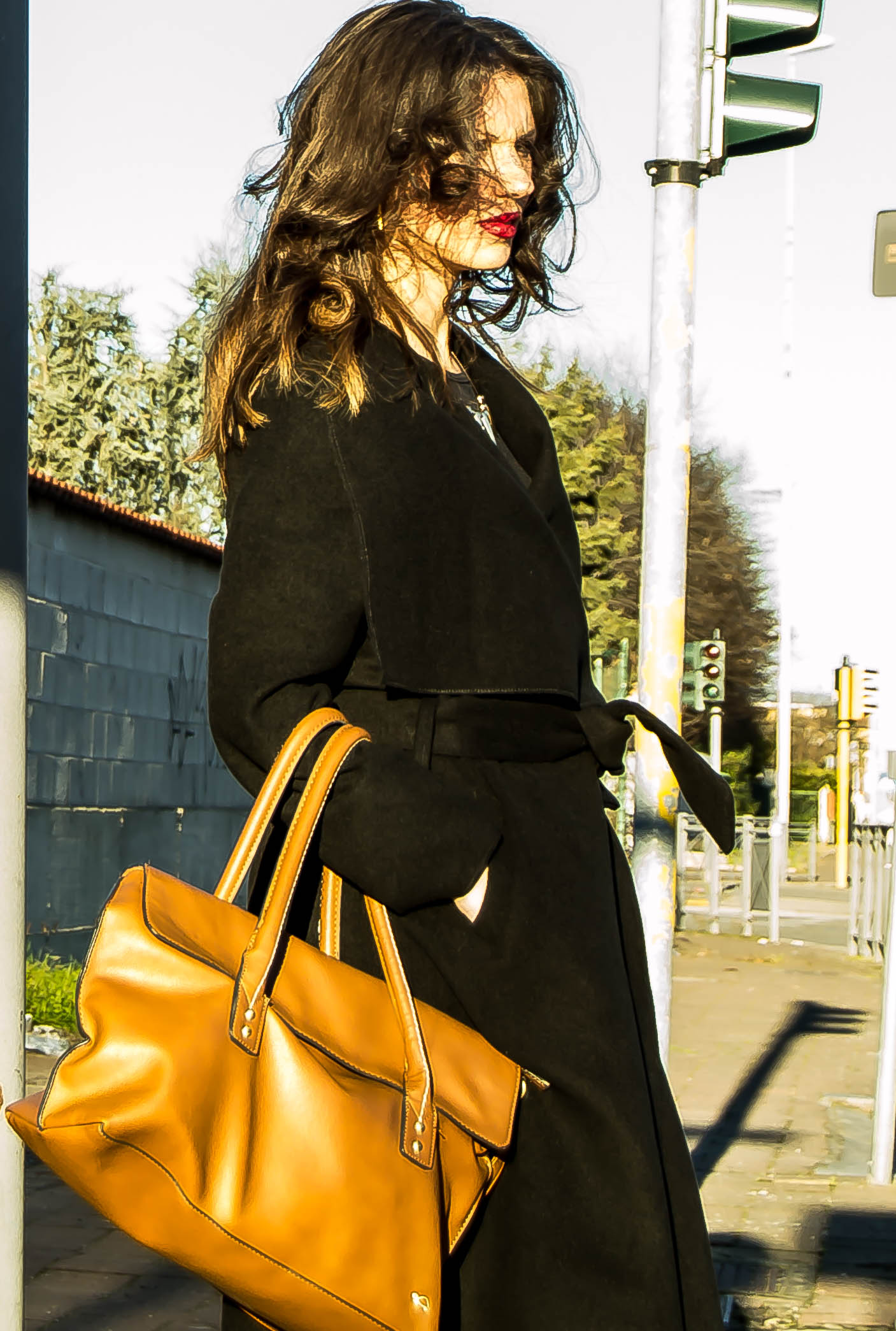 MY OUTFIT  Mai este la modă să asortez geanta cu încălțămintea?