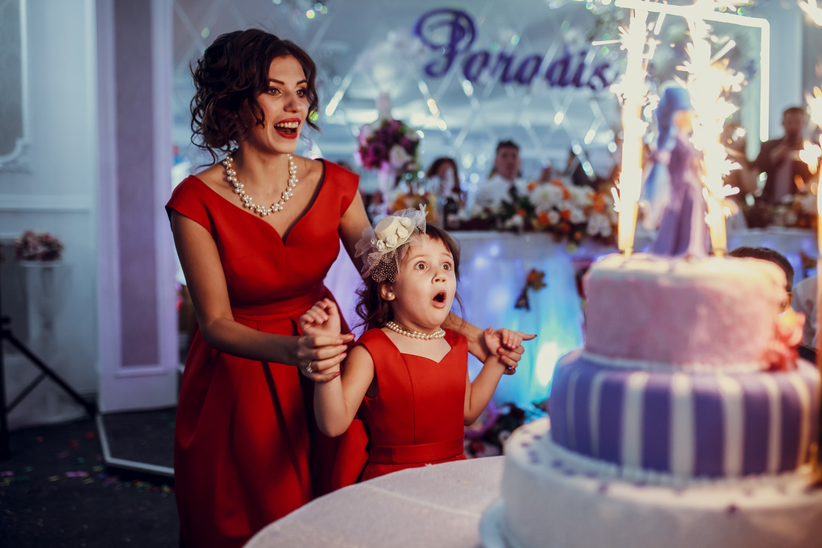 Lifestyle  Mamă singură și copil fericit
