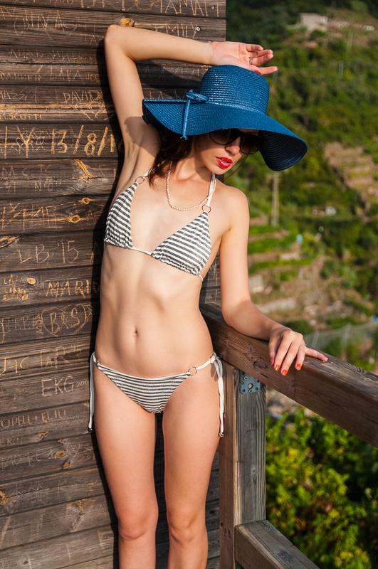 MY OUTFIT  La plajă: costumul de baie 2016