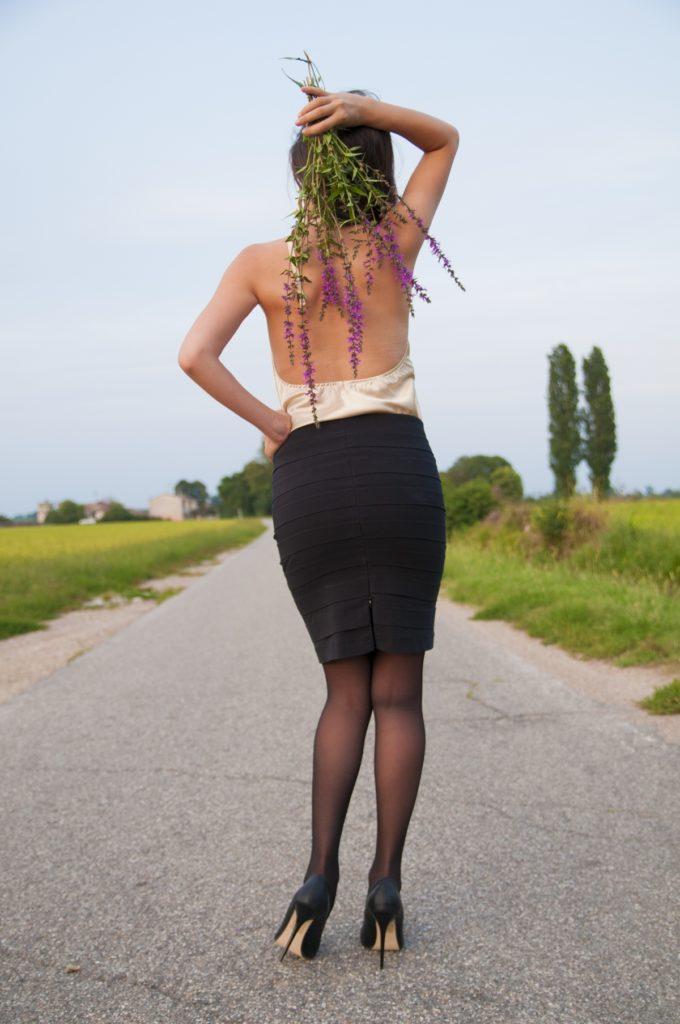 MY OUTFIT  Între trecut și viitor tu ești fericirea!