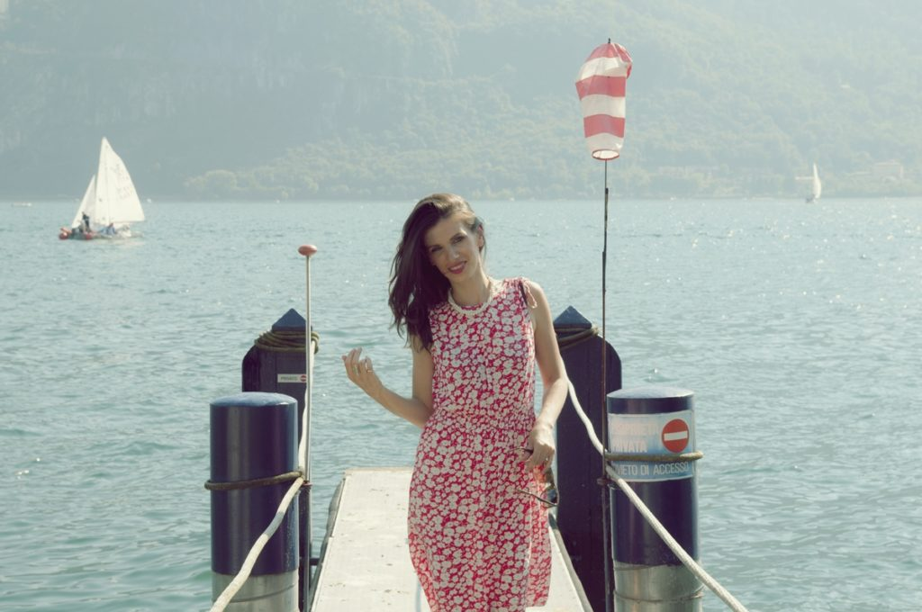 MY OUTFIT Uncategorized  I love summer and colorful dresses/floral