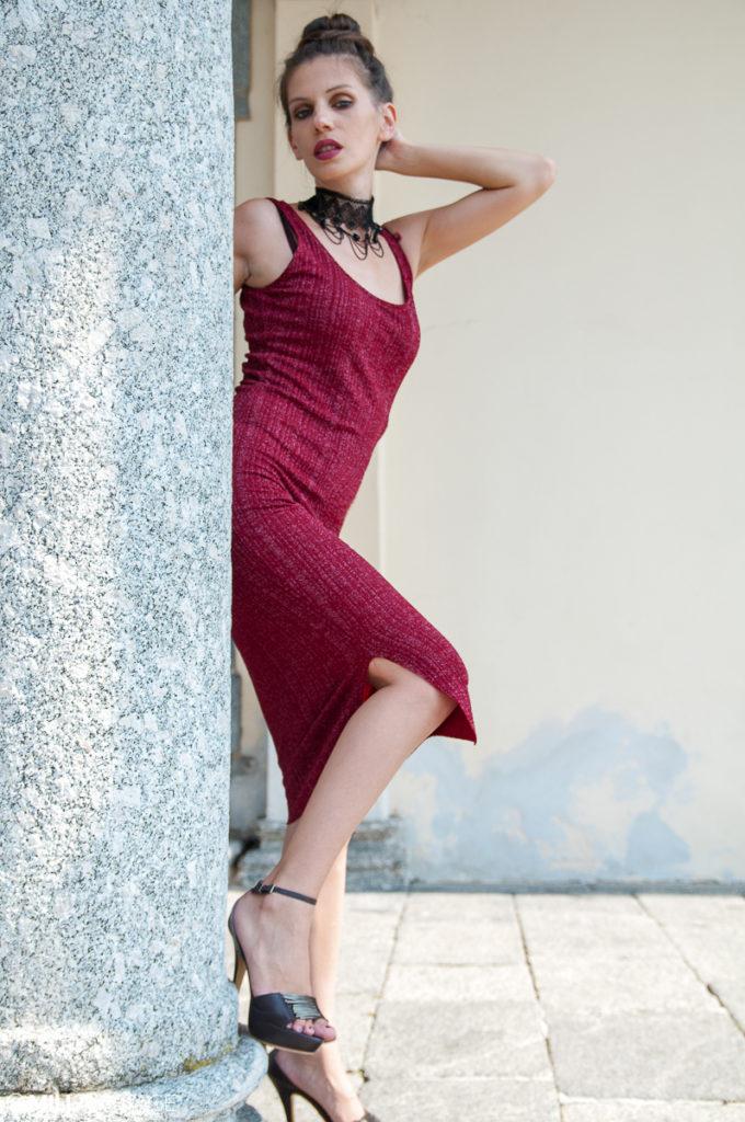MY OUTFIT  Bordeaux: Outfit de vară în plină toamnă