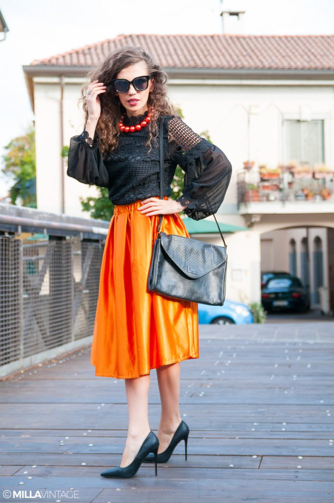MY OUTFIT Uncategorized  Fall in love with yourself and...Orange