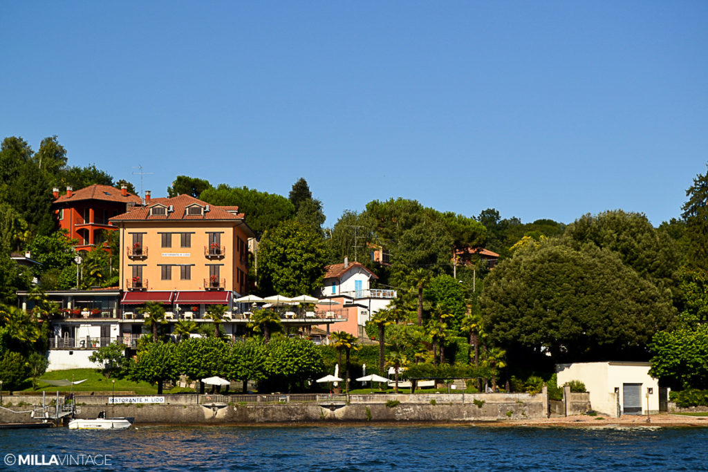 Trips  With the boat on Maggiore lake