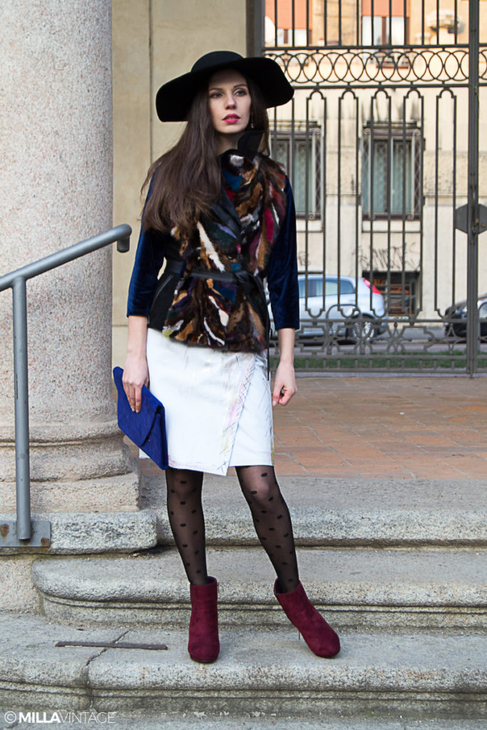MY OUTFIT  Street Style, winter 2017: Multicolors