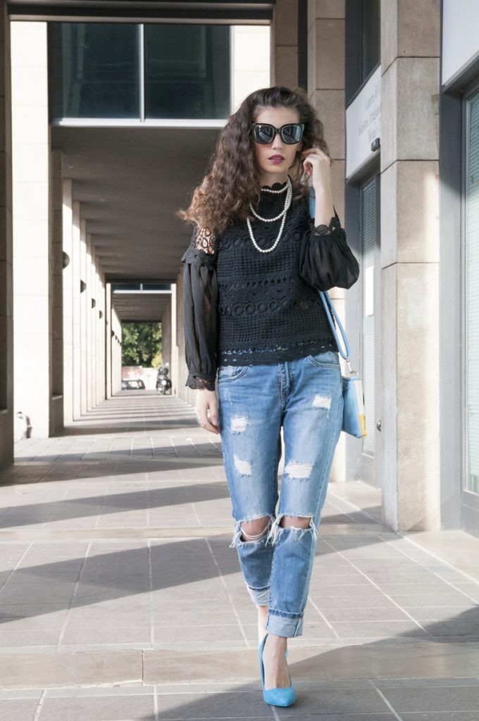 MY OUTFIT  A walk in Monza