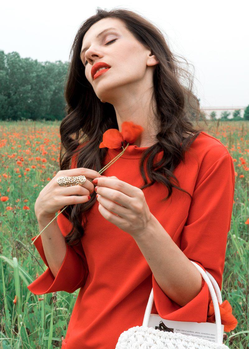 Lifestyle MY OUTFIT  E o viață de când te aștept...în Roșu