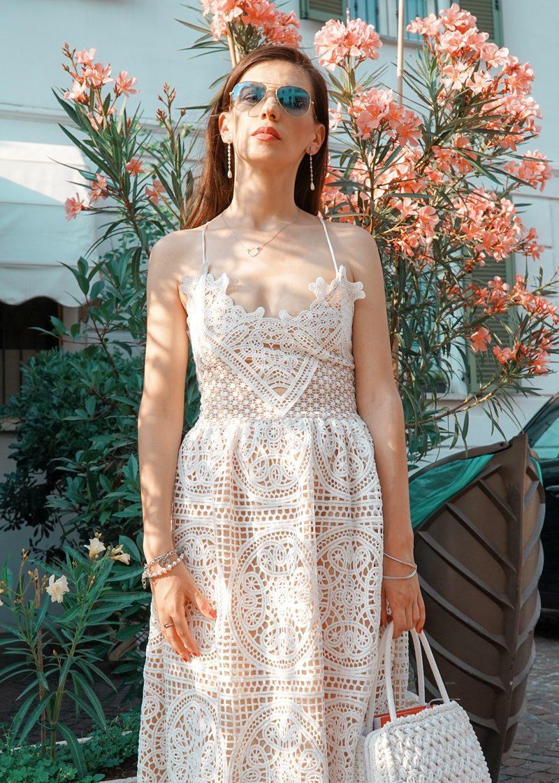 MY OUTFIT Uncategorized @ro  Tendințele verii 2018: Rochia albă, nu doar la nuntă dar, în fiecare zi