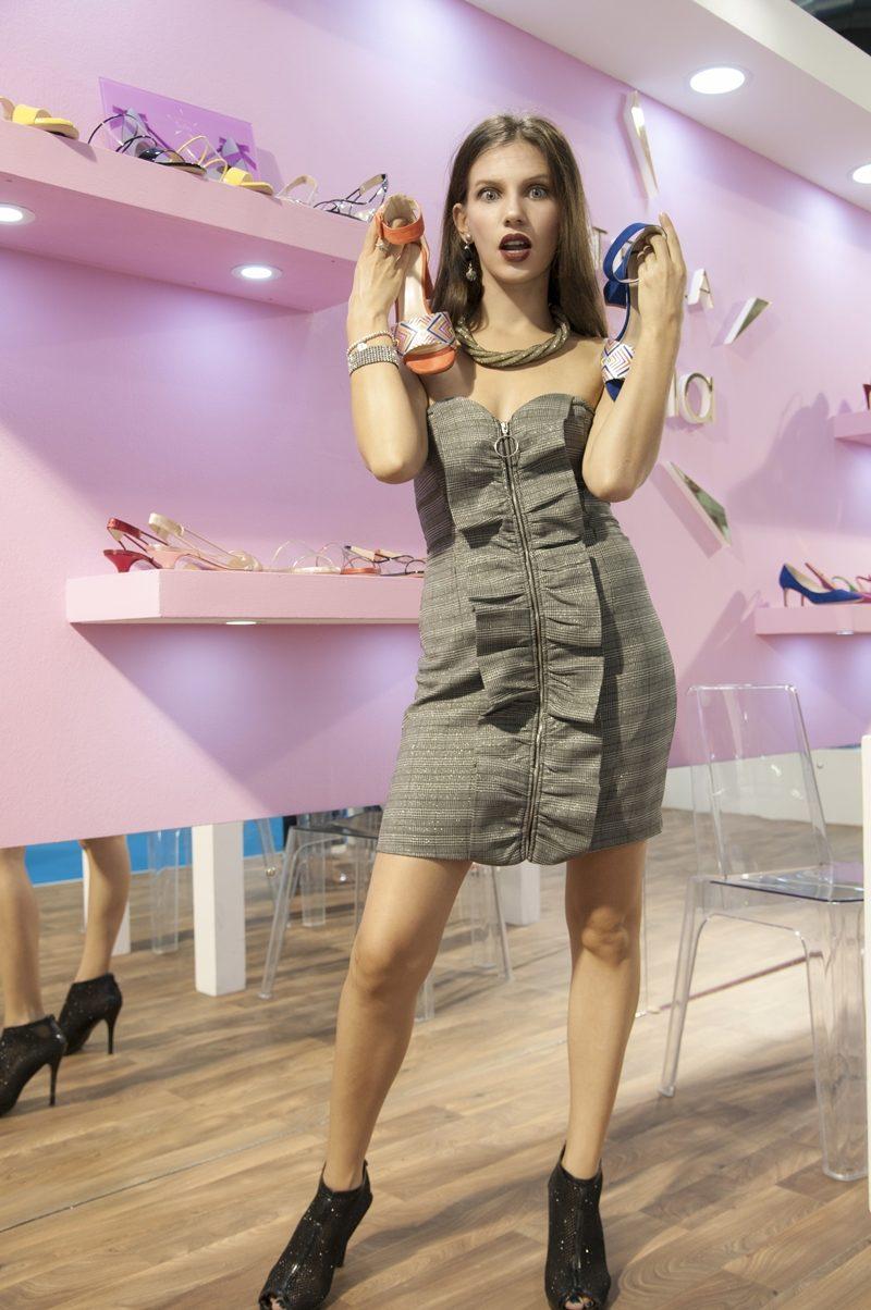 Fashion MY OUTFIT  STELLA SOFIA Brand: Noua colecție de încălțăminte primăvară vară 2019