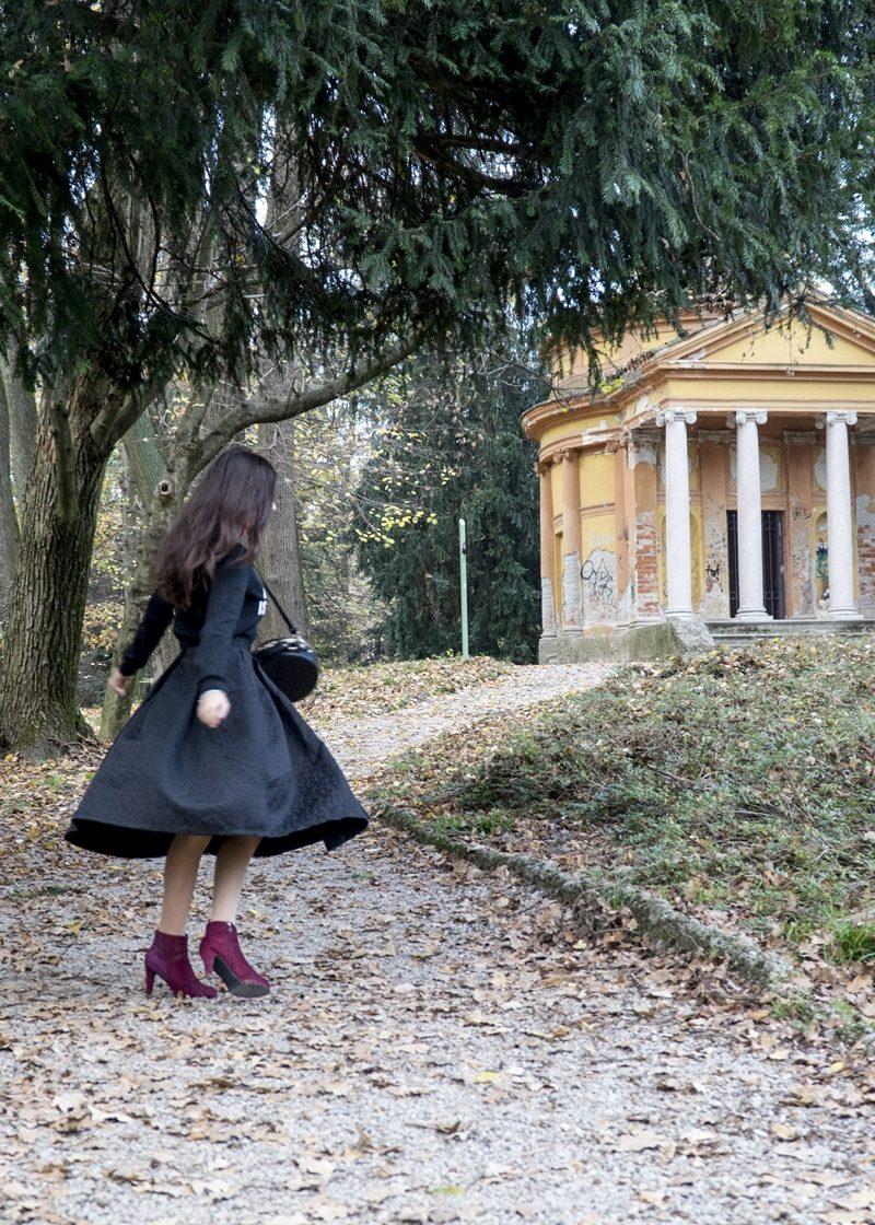 MY OUTFIT Uncategorized @ro  Toamna în Parcul Villa Reale Monza