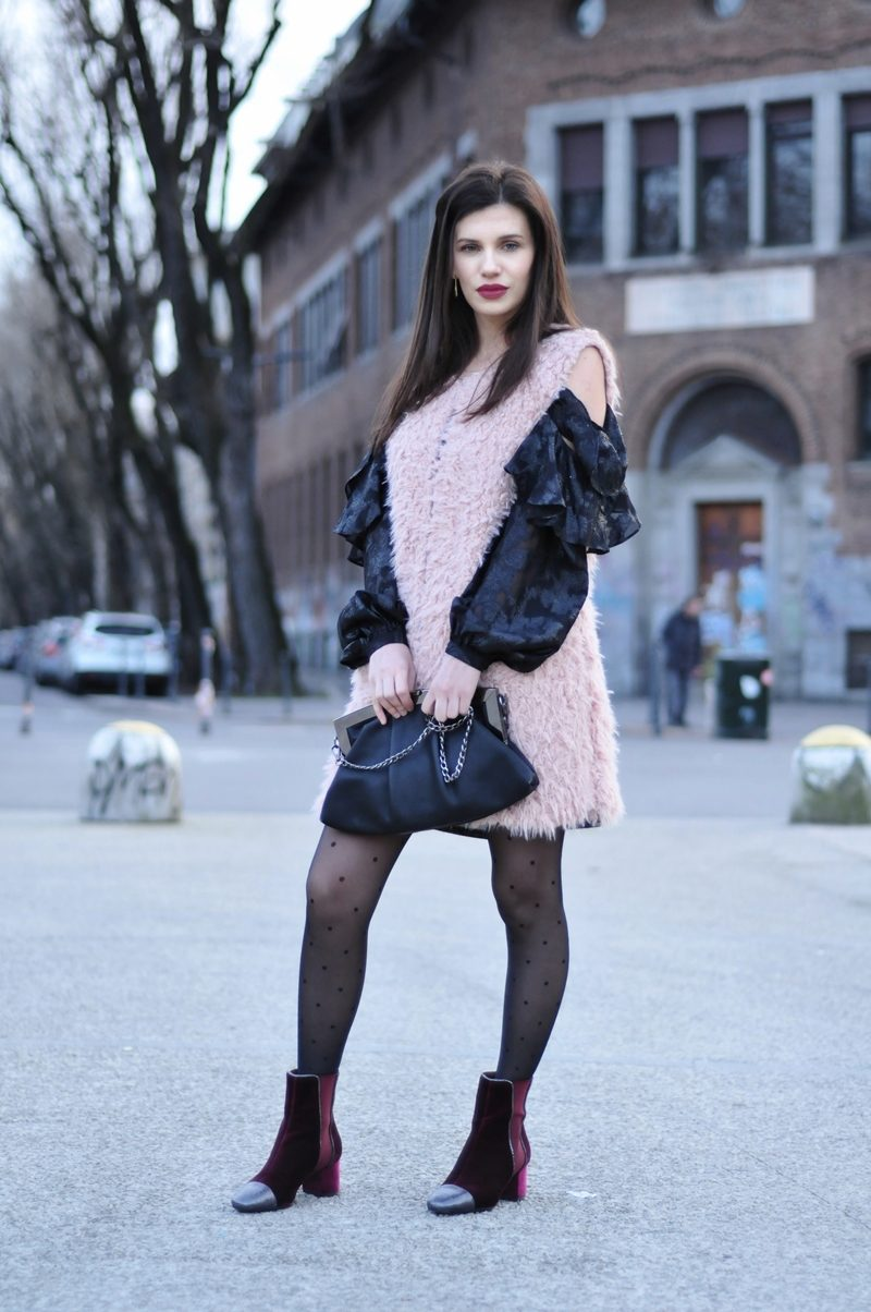 MY OUTFIT Uncategorized @ro  February: Street Style in Milan