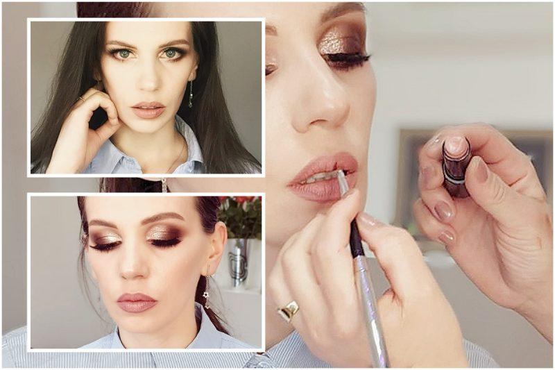 BEAUTY  Irina și Alina. Povestea unui vis cu nuanțe de make-up